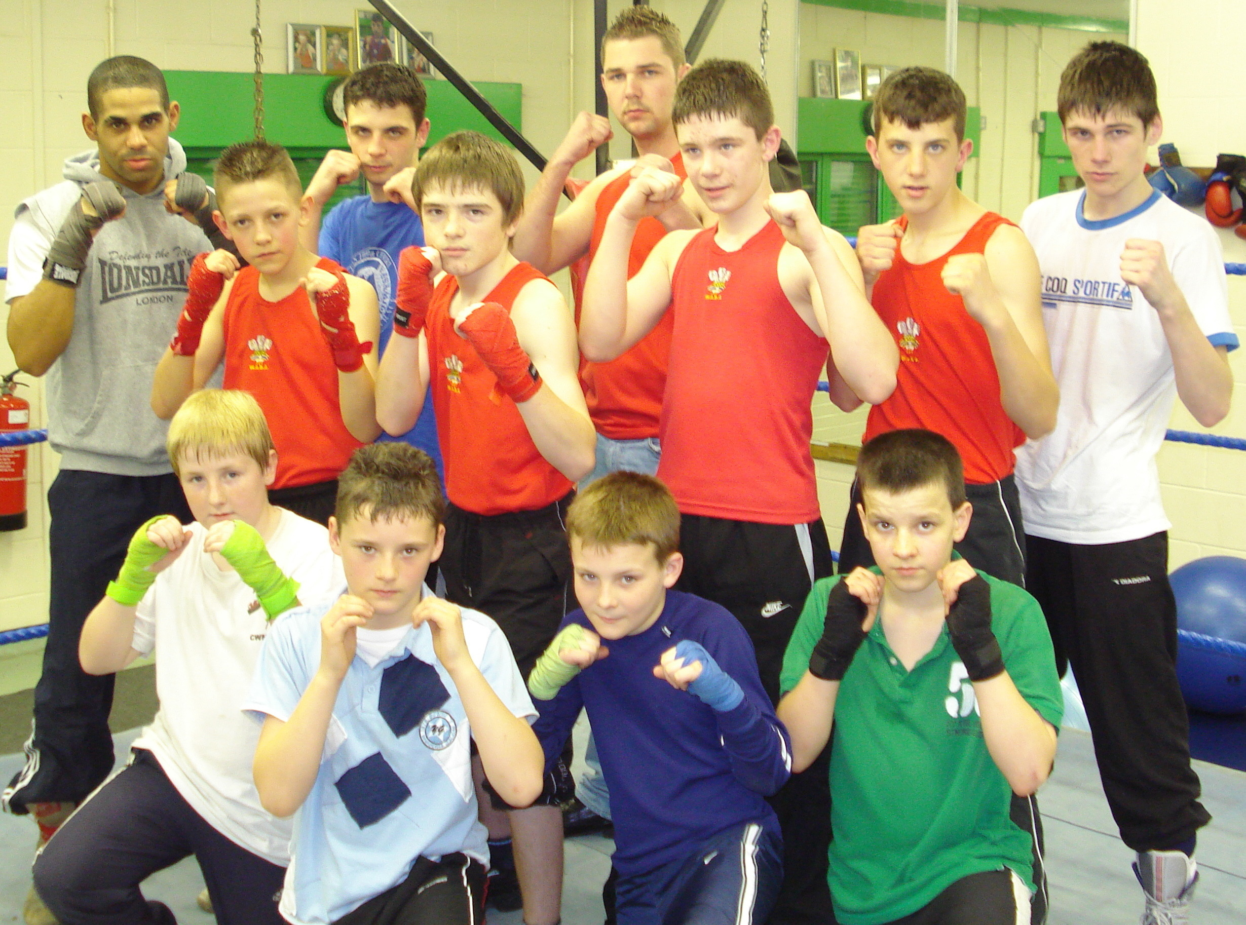 Amateur boxing association of wales